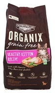 Organix Healthy Kitten Growing Cat Food