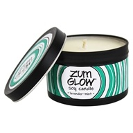 Zum Glow Soy Candle Tin