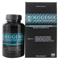 Nugenix - Ultimate Testosterone - 120 Tablets