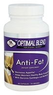 Olympian Labs - Optimal Blend For Dynamic Women Anti-Fat - 40 Capsules