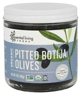 Organic Pitted Botija Olives