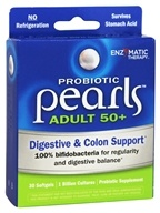 Probiotic Pearls Adult 50+ Digestive & Colon Support