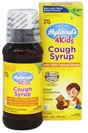 4Kids Cough Syrup with 100% Natural Honey