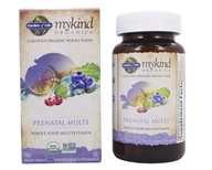 Garden of Life - Kind Organics Prenatal Multi Whole Food Multivitamin - 90 Vegetarian Tablets