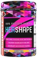 4 Dimension Nutrition - HerShape 100% Protein Isolate Mango Smoothie - 1.5 lbs.