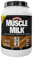 Muscle Milk Genuine Lean Muscle Protein Powder Bonus 25% More