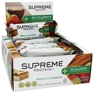 Accelerate Morning Protein Bars