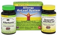 Allergy ReLeaf System - 30 Allertonic Softgels & 30 AllerReLeaf Tablets