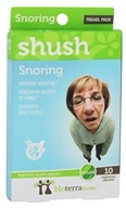 Shush Snoring - Travel Pack