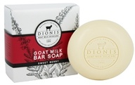 Dionis Goat Milk Skincare - Bar Soap Sweet Berry - 2.8 oz. LUCKY PRICE