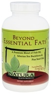 Beyond Essential Fats