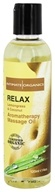 Relax Aromatherapy Massage Oil
