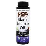 100% Organic Black Sesame Oil