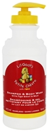 Li'l Goat's Tearless Shampoo & Body Wash with Fresh Goat's Milk