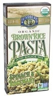 Organic Whole Grain Brown Rice Pasta