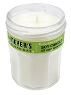 Mrs. Meyer's - Clean Day Scented Soy Candle Iowa Pine - 4.9 oz.
