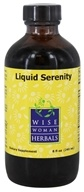 Wise Woman Herbals - Liquid Serenity - 8 oz.