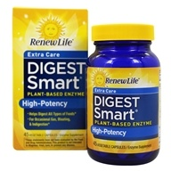 Digest Smart Extra Care Plant-Based High-Potency Enzyme