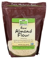 Now Real Food Raw Almond Flour Gluten Free