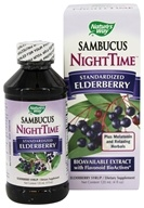 Sambucus NightTime Standardized Elderberry