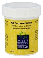 Wise Woman Herbals - All Purpose Salve - 2 oz.
