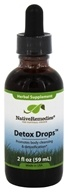 Detox Drops Herbal Supplement