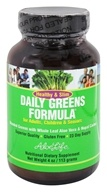 Healthy & Slim Daily Greens Formula Powder