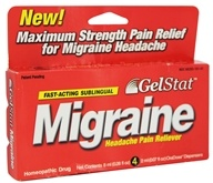 Windmill Health Products - GelStat Migraine - 4 Dose(s)