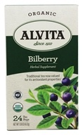 Organic Bilberry Tea