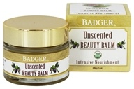 Badger - Beauty Balm Unscented - 1 oz.