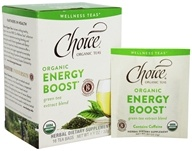 Wellness Teas Energy Boost