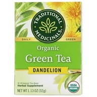 Organic Green Tea Dendelion