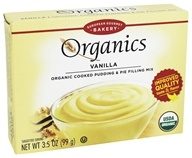 Organic Cooked Pudding & Pie Filling