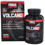 VolcaNO Pre-Workout Explosive Nitric Oxide Booster Bonus Size