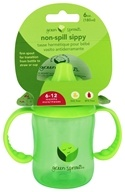 Green Sprouts Non-Spill Sippy Cup for 6-12 Months
