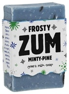 Frosty Zum Bar Goat's Milk Soap Mini Bar