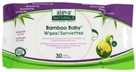 Aleva Naturals - Bamboo Baby Wipes - 30 Wipe(s)