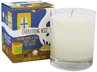 Everything Nice GMO-Free Soy Wax Candle Glass Tumbler