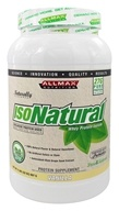 IsoNatural Whey Protein Isolate