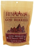 All Natural Antioxidant Goji Berries