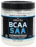 FinaFlex - BCAA SAA Amino Acid Matrix Blue Raspberry - 11.11 oz.