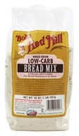 Bob's Red Mill - Low-Carb Bread Mix Whole Grain - 16 oz.