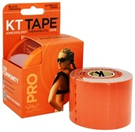 Pro Kinesiology Therapeutic Elastic Sports Tape Pre-Cut Strips