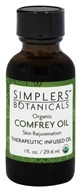 Organic Therapeutic Infused Oil