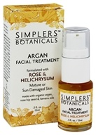 Organic Argan Facial Treatment