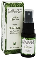 Topical Therapy Organic Scar Oil
