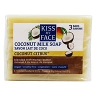 Coconut Milk Bar Soap - 3 Pack