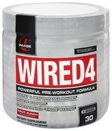 Wired4 Powerful Pre-Workout Formula