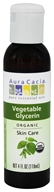 Organic Vegetable Glycerin Skin Care