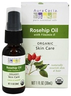 Organic Rosehip Oil Skin Care